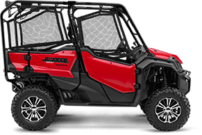 Shop UTVs At Honda Of Covington Powersports
